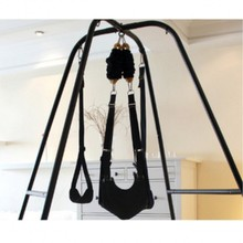 Buy TOUGHAGE Adult Sex Swing Support Frame Elastic Bungee Luxury Love Swing Hanging Chair Sex Furniture Sex Toys Couples