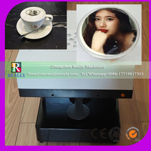 Free shipping WIFI connection is optiona Automatic DIY latte art 3D Selfie PHOTO digital Coffee Latte printer