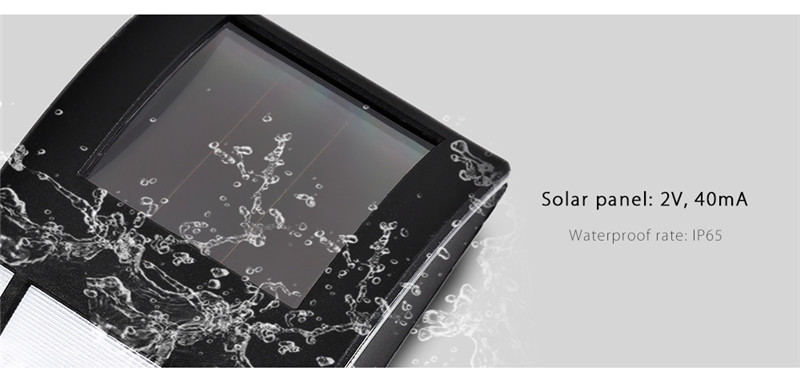 Light sensor Solar Light07