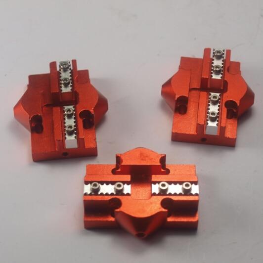 3D printer parts Reprap aluminum alloy Delta Kossel slide tackle effector hammock Kossel Mini carriage for closed loop belt<br><br>Aliexpress