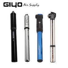 New GIYO bicycle mini portable pump cycling light weight convenience racing pumps bike accessories Free shipping