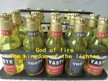 Factory price Beer bottles Kitchen Lighters Gas lamp, cigarette lighter personalized.lighters are no gas, no fuel!(China)