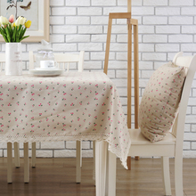 Japanese Garden cloth linen tablecloths table cloth small fresh rectangular table cloth tablecloth can be customized