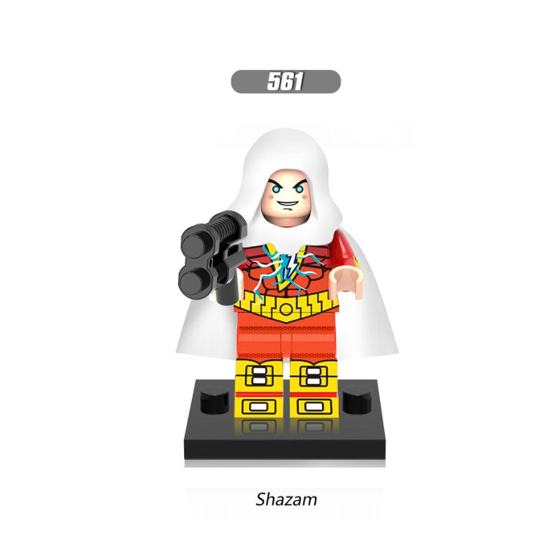 XH561-Shazam