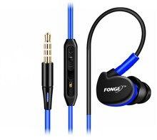 Sport Headphones Earphones With Mic Running Stereo Bass Music Headset For All Mobile Phone