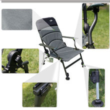 The new European fishing chairs outdoor camping chair fishing stool loungers floding outdoor chair
