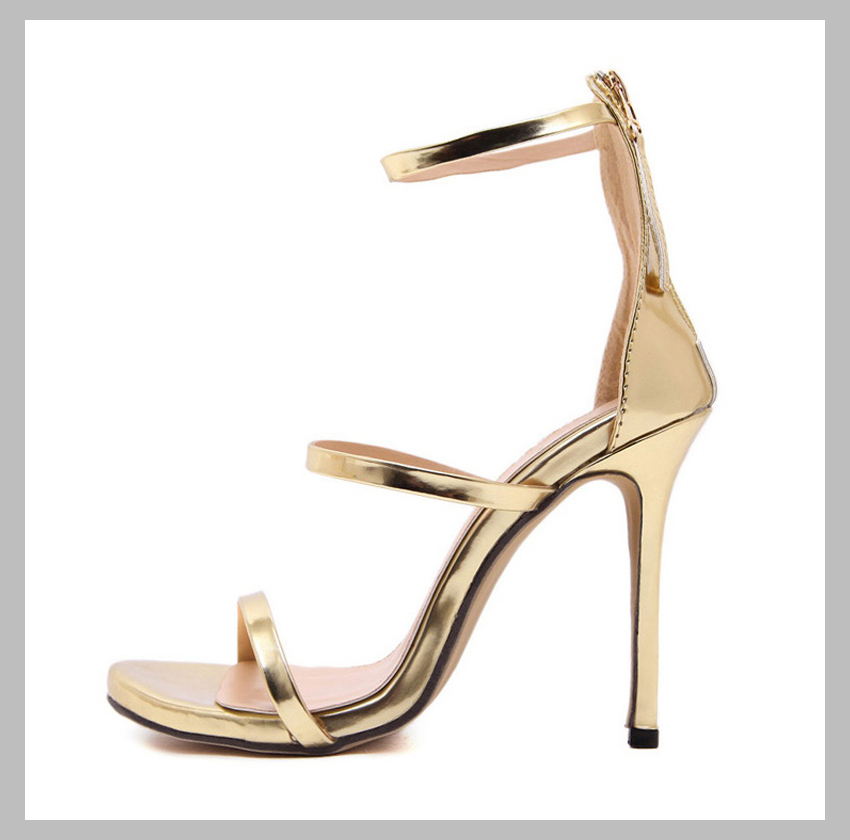 Women Pumps High Heels Ladies Sexy Laced Sandals