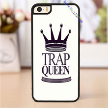 Fetty Wap Trap Queen fashion original phone cover case for  4 4s 5 5s SE 5c 6 6 plus 6s 6s plus 7 7 plus  #PL1290