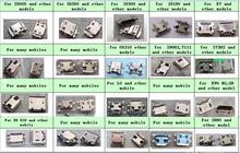 free shipping 200pcs/lot 20 models micro USB connector for samsung,nokia,lenovo,huawei,ZTE and other mobile phone