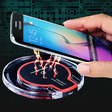 Newest Fast Wireless Charger for Elephone P9000 Elephone s7 Samsung s6/S7 Edge Wireless Charger Convenient Compatible Power Bank