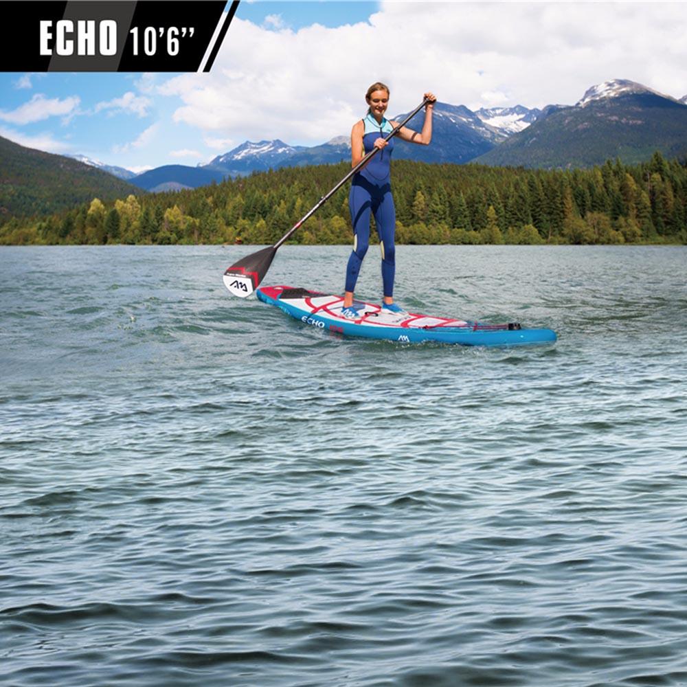 AQUA MARINA VAPOR 2019 SUP Board inflatable Stand Up Paddle Surfboard Paddel