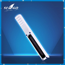 Seago Portable UV Electric Toothbrush Sanitizer SG-151 Dental Care Toothbrush Sterilization Storage Case With LCD Display(China)