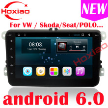 Android 6.0 Car radio 2 din DVD Gps Player Universal Navigation For PASSAT/Golf/Skoda/Rapid/Seat/VW/Volkswagen/POLO Wifi 4 core