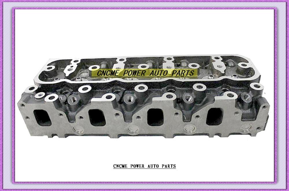4JA1 2.5L Bare Cylinder Head 8-94125-352-6 8-94431-520-4