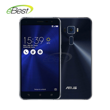 "Original ASUS Zenfone 3 ZE552KL mobile phone 5.5"" Snapdragon 625 Octa core Android 6.0 RAM 4GB ROM 64G 16.0MP Camera Fingerprint"