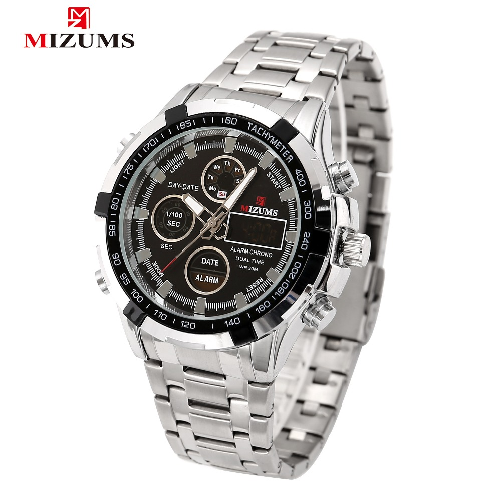 dual time zones mens watches free shipping(11)