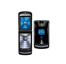 100% GOOD quality Refurbished Original Motorola Razr V3 mobile phone one year warranty