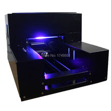 Digital A4 UV printing machine for ceramic tiles
