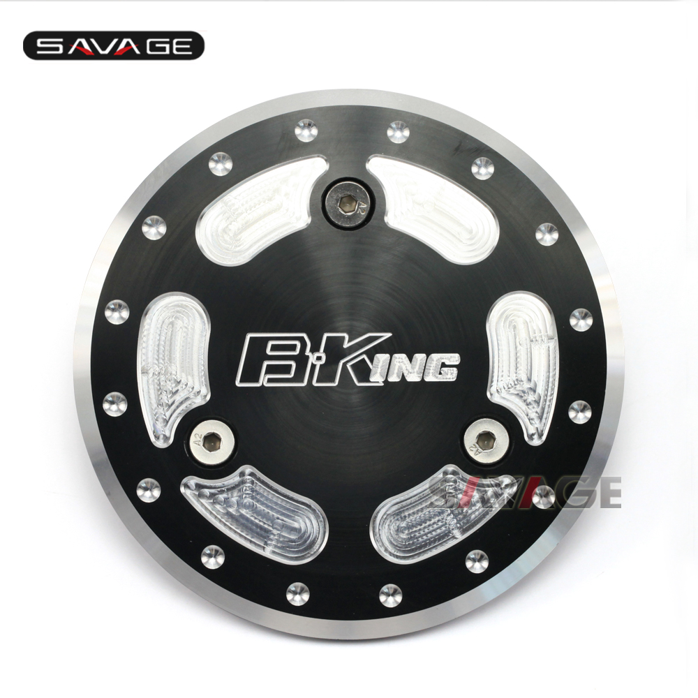 Engine Crankcase Clutch Cover Outer For SUZUKI B-KING GSX1300 2008-2011 Right Motorcycle Accessories CNC<br>