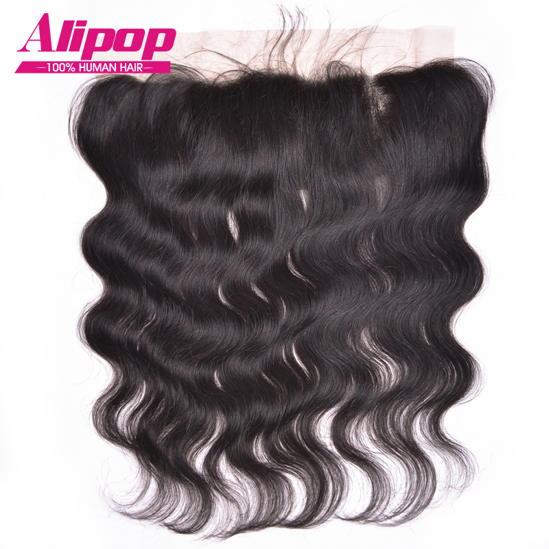 Indian Body Wave Lace Frontals With Baby Hair Indian Lace Frontal Closure Full Frontal Lace Frontals 13x4 Bleached Knots<br><br>Aliexpress