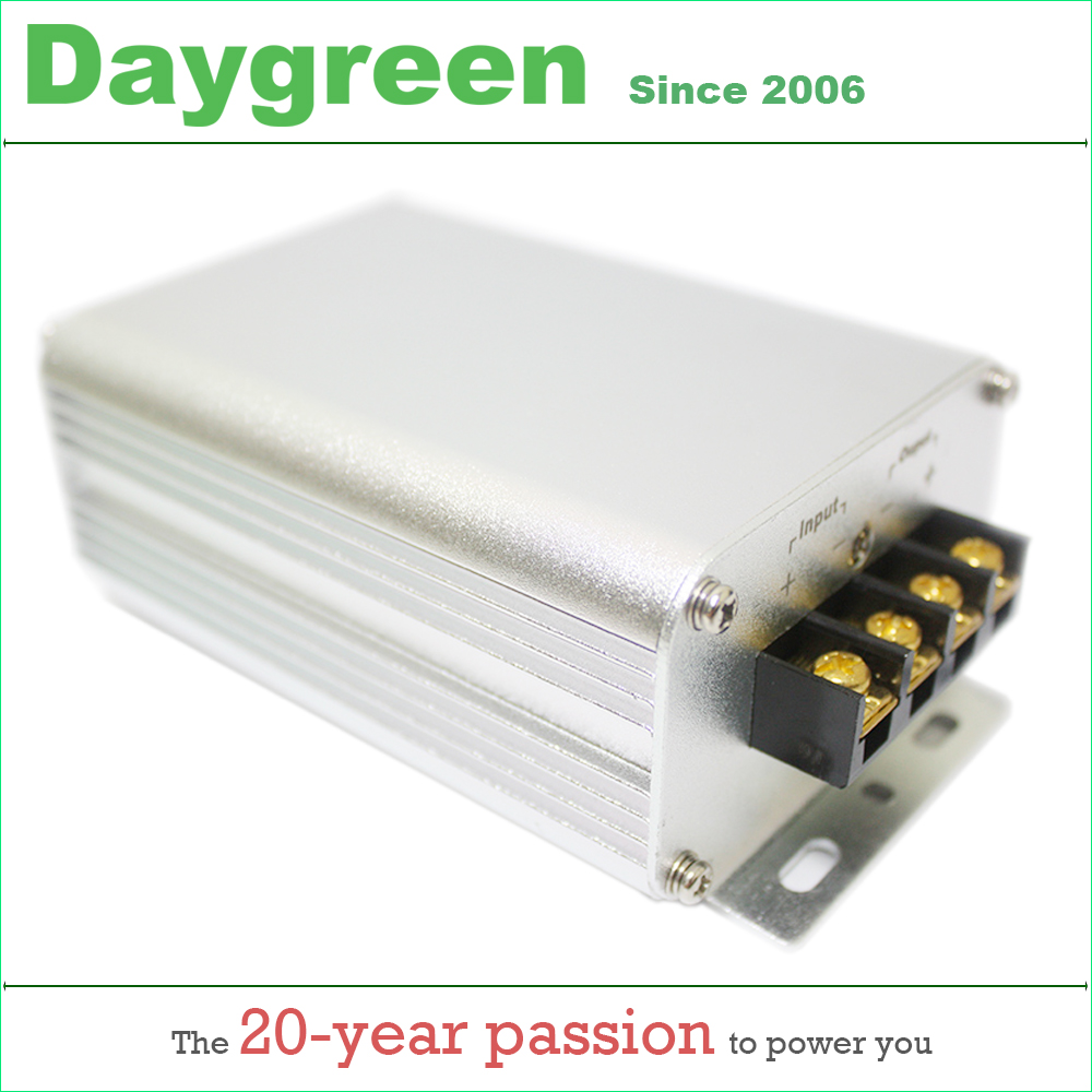 24V to 12V 30A DC DC Converter 24V to 13.8V 30A DC/DC Charger 2015 New Product CE RoHS Certificated<br>