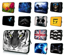 "7.0"" 8.0"" Cool Tiger Tablet Neoprene Shockproof Waterproof Inner Cases Netbook Bags For Android Tablet Kindle Galaxy iPad Mini"