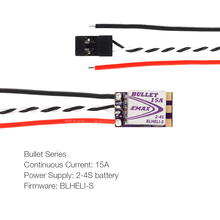 4Pcs 15A Brushless ESC Bullet Series BLHeli-S Dshot 2-4S Electric Speed Controller for 88 90 100 FPV Racer Quadcopter(China)