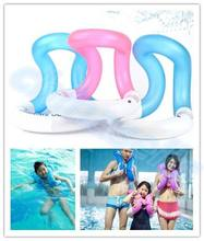 20pcs Inflatable Swim U-armpit floating Rings Pool Toys Children Adult water toy Swimming Laps Float Circle Kids Life Vest