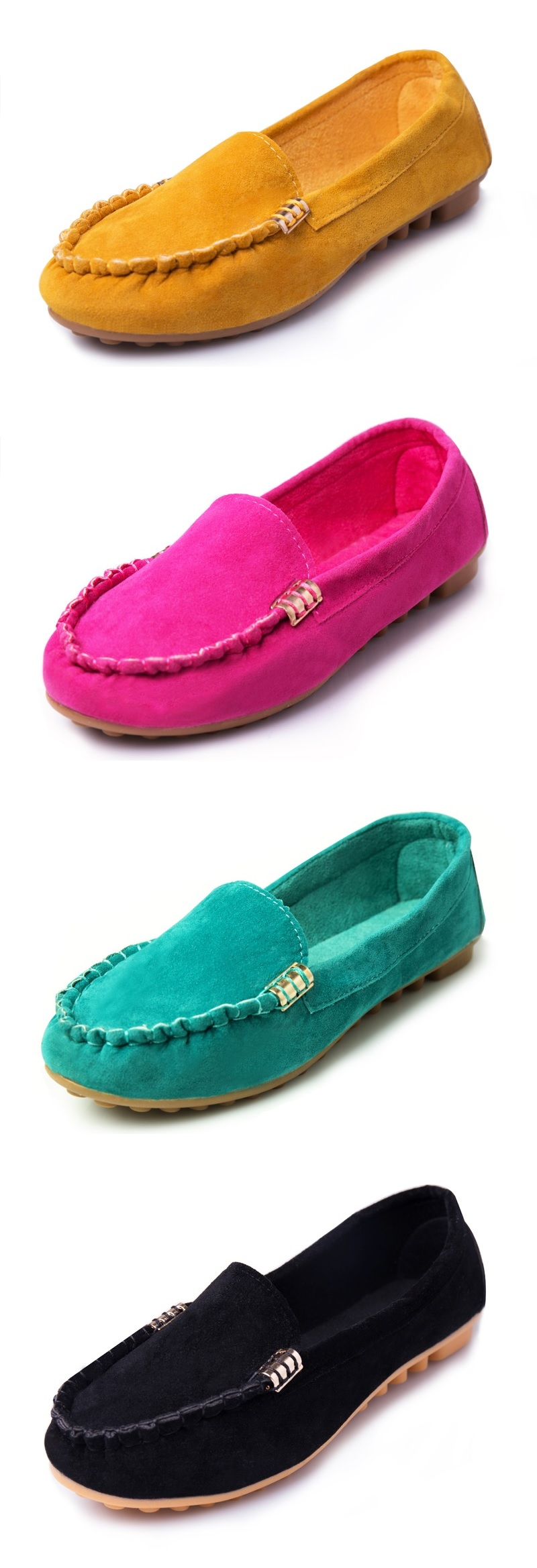 Summer Women Flats Casual Shoes Comfortable Loafers