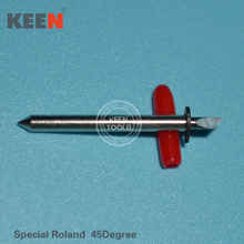 45Degree  Special Roland Plotter Cutting Blade /Roland Blade/ Roland Blades for Vinyl Cutter  Plotter Blade