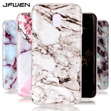 JFWEN Luxury IMD Marble Case Samsung Galaxy J3 2017 Case Silicone Back Cover Phone Case Samsung Galaxy J3 2017 J330 Case