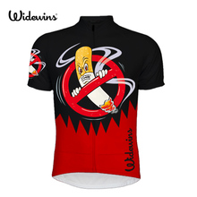 Smoking is harrnful to health t-Shirt Mens Outdoor Team Bike Cycling Jersey Shirt Tops Summer Short Sleeve Bike Sports 5867