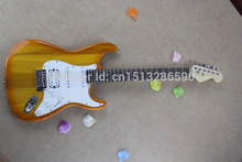 . Free shipping ! High Quality Wholesale original custom body Stratocaster Electric Guitar In Stock(China)