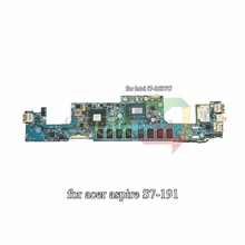 for acer aspire S7-191 laptop motherboard NB.M3G11.002 NBM3G11002 48.4WD04.02N i7-3537U HM77 GMA HD4000 4GB ram on board