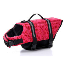 Pet Dog Life Jacket Safety Clothes Life Vest Pet Dog Swimwear Preserver Small Large Dog Summer Swiming Vest Breathable Mesh 33