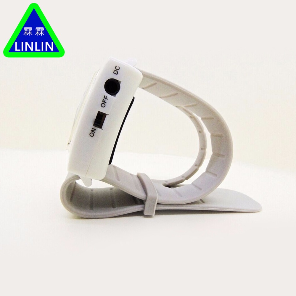 LINLIN Smart Snore Stopper Stop Snoring Biosensor Infrared Ray Detects Anti Snoring Device Wristband Watch Sleeping Aid<br>