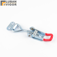 Clamping force 180KG,length120mm,toggle clamp,Galvanized iron,Lock folder, box buckle, snap,bolt clamps,Gripping tool(China)