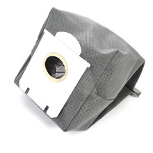 1PC Universal Vacuum Cleaner Bag Reusable Non Woven Cloth Bags Washable Filter Dust Bag Replacement For Philips FC8202/8204/8206(China)