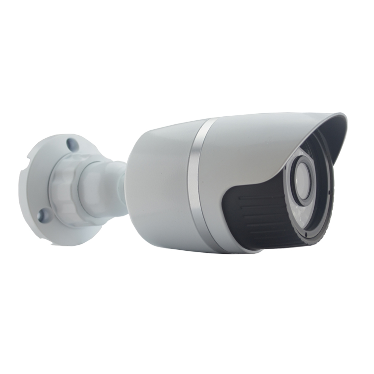 Poe + HD 720P IP Camera Outdoor Waterproof Security IR light one night P2P onvif<br>
