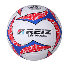 Outdoor Soccer Sporting Size 4 PU Leather Youth Student Football Training Balls Voetbal Ball Futbol 3 Colors(China)