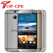 "Original M8 Unlocked HTC ONE M8 Quad Core Android RAM 2GB + ROM 16GB/32GB 5.0"" Bluetooth WIFI GPS refurbished Mobile Cell Phone(China)"