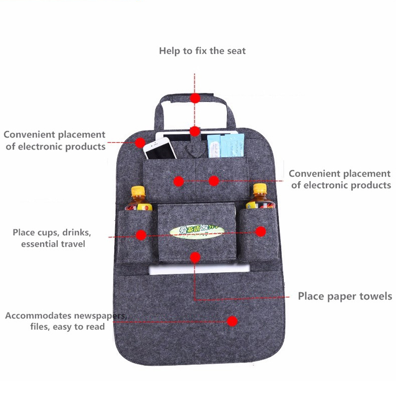 01 Car-styling Car Seat Cover