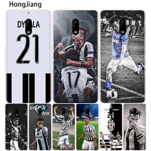 HongJiang Italy famous soccer 21 Paulo DYBALA cover phone case for Nokia 6 5 3 Lumia 630 640 640XL(China)