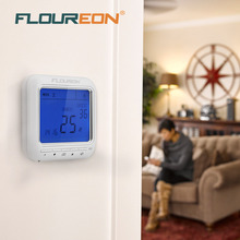 Floureon Digital Temperature Controller LCD Display Thermostat For Industrial/Commercial/Domestic rooms temperature control(China)