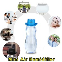 Cowboy Hat Humidifier Mini USB Portable Office Household Spray Air Purification Aromatherapy Mist Maker Hot Sales
