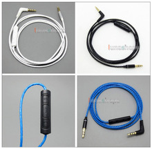 3.5mm to 3.5 + Remote Headphone Cable For Soul SL150BU SL150 CB SL150BW SL300 GG HD SL100 BO SL100R LN004936