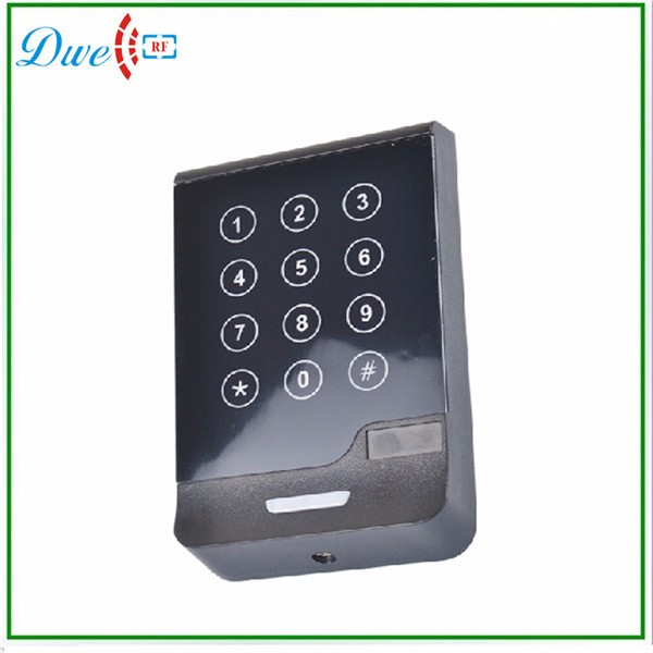 125khz touch screen Proximity Keypad Card Access Control Reader <br>