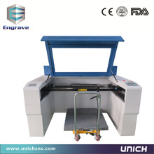 UNICH 900*600mm 1300*900mm 1600*1000mm stone photo engraving laser machine