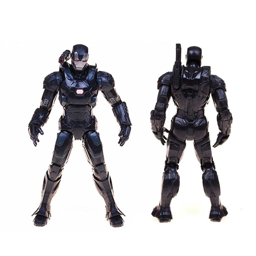 War Machine - Marvel Civil War Captain America 3 Action Figure 7 Collection Model Toy DC001046<br><br>Aliexpress