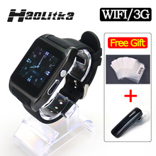 2017 New Hot sport X86 Bluetooth Wifi Smart Watch support 3G/4G SIM card X01 android OS Smartwatch with camera Whatsapp Facebook